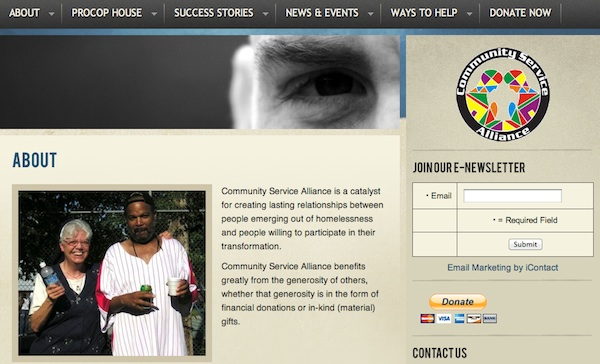 Community Service Alliance